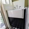 Cashmere custom made traditional laundry cabinetry