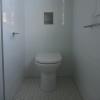 Concealed cistern toilet suite